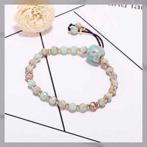 Jewelry - ✨JUST IN✨ Imperial Jasper Stone Bead Bracelet